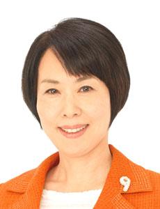 参議院・神奈川選挙区 はたの君枝さん(日本共産党サイトから)