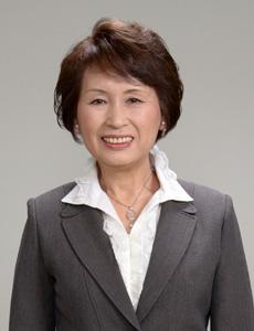 参議院・山梨選挙区 遠藤昭子さん(日本共産党サイトから)