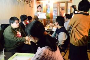 6月14日 若者憲法集会成功へキックオフパーティー開く