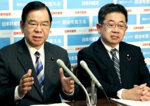 日本共産党を伸ばし、住民の声がまっすぐ届く政治の実現を