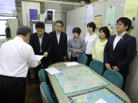 『炭疽菌』米軍キャンプ座間送付・知事は抗議表明を・・・共産党神奈川県議団