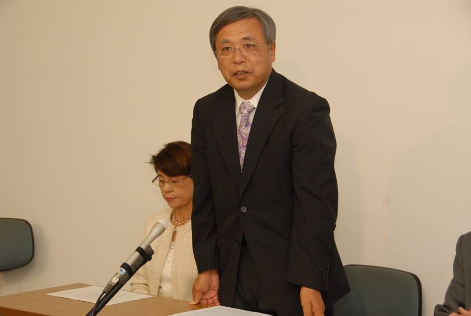 福島県議選にふるかわ氏擁立