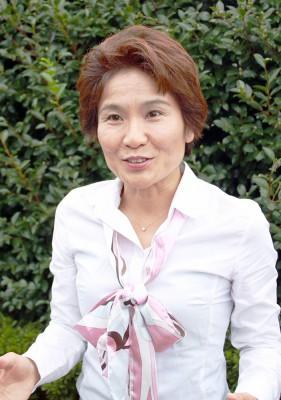 挑戦2016参院選 比例候補=北関東= おくだ智子さん(46)