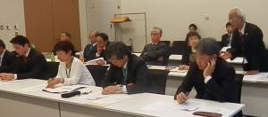 砺波市:国民年金で入れる特養ホーム増設を ほか-日本共産党富山県委員会が政府要望