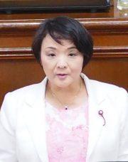 さいとう愛子議員の議案外質問 小学校給食調理業務の民間委託(2016年9月16日)