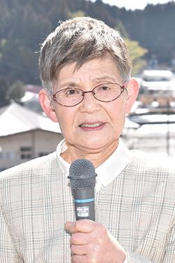 若者が残る町づくりを/日本共産党 大野よし子さんが党初議席めざす/久万高原町議選4月11日告示