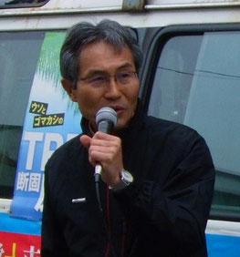 【4月9日付】大山町政と日本共産党-通学費補助・高齢者の買い物支援を