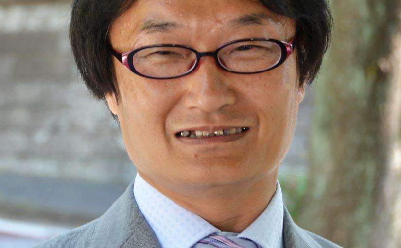 横須賀市長選、林伸明氏を擁立