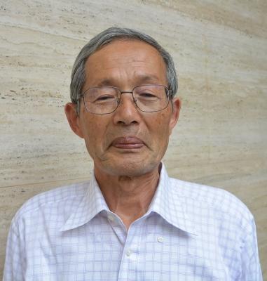 「ひと」 安保法制の廃止と立憲主義の回復を求める安堵の会 加藤さん