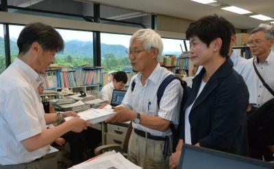 奈良・ホテル建設計画 県民が意見陳述