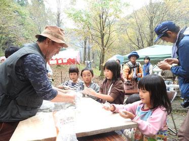 【10月22日付】鳥取市佐治町でたんぽり村まつり 自然エネルギーで暮らそう