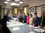 新年度予算の市長査定について日本共産党市議団が要望