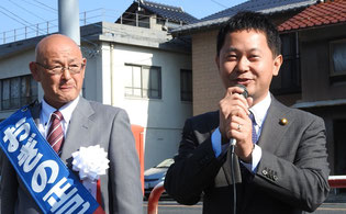 【11月18日付】鳥取市議選に大平前衆院議員 共産党躍進で安倍政権に退場の審判を
