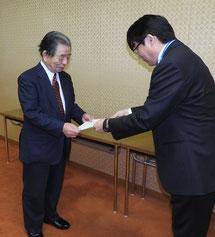 【11月18日付】鳥取県に島根原発で島根の市民団体が要望 市民の安全と暮らし第一に対応を
