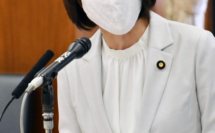 【参院内閣委】PCR検査対象広げて/感染対策 田村智子議員が主張