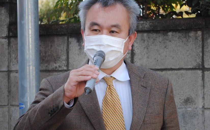 埼玉/入間市議選で3議席確保/市庁舎建て替え見直し、コロナ対策強化を