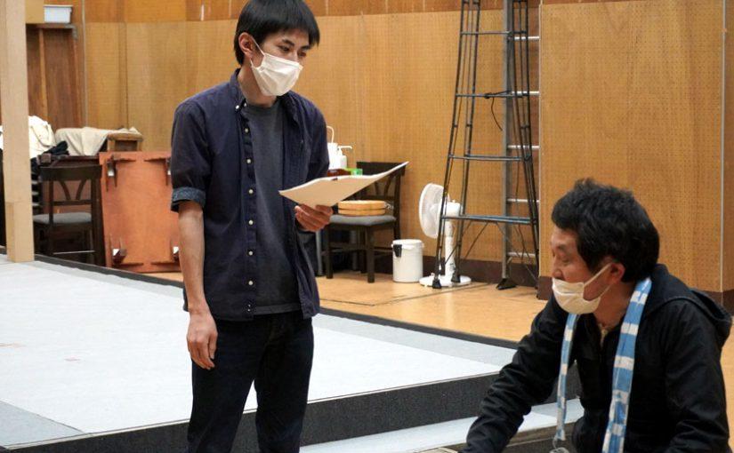 京丹後・米軍基地題材に人間模様描く 青年劇場公演『囲まれた文殊さん』/4月21日~30日、東京・紀伊国屋サザンシアター オンライン配信も